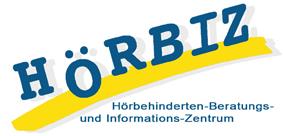 Hier geht's zum HörBIZ Berlin, Hörbehinderten-Beratungs-und Informations-Zentrum